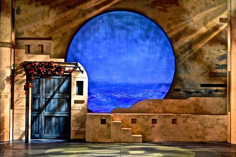 Mamma Mia Adam Honor 233 Lighting Design