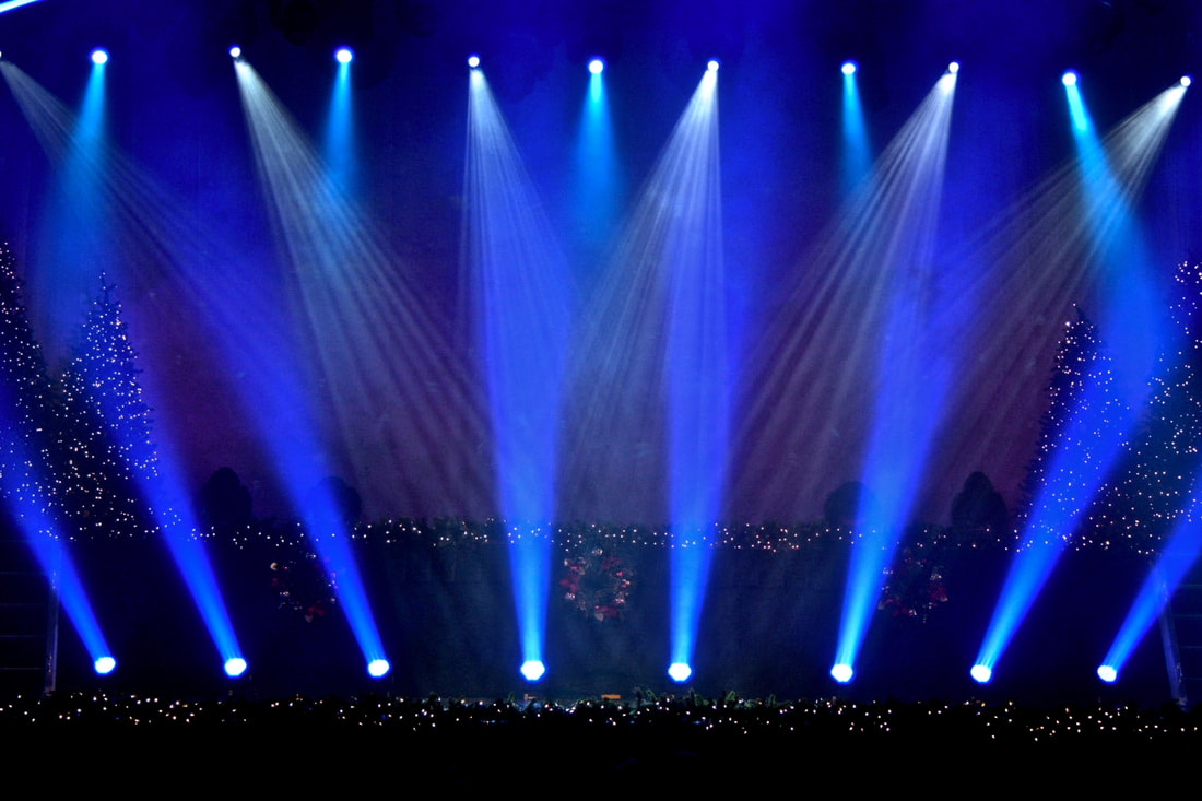 Adam Honore Lighting Design